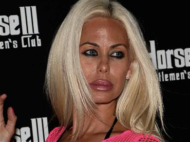 Shauna Sand Claims Husband Strangled and Threatened to Kill Her in Drug-Fueled Rage