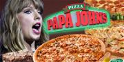 Taylor Swift and Papa John's Cook Up Something for Foster Kids: 500 Pizzas!