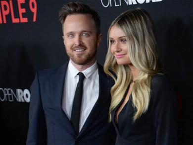Aaron and Lauren Paul Are Having a Baby!