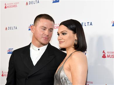 How Serious Are Channing Tatum & Jessie J?