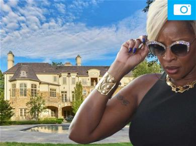 Mary J Blige 'Not Gon' Cry' Over Slashing Mansion By $2 Million