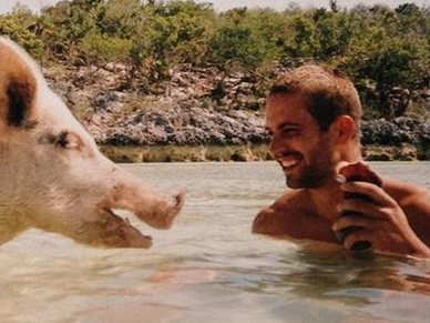 Paul Walker's Daughter Posts Never-Before-Seen Pic of Late Actor