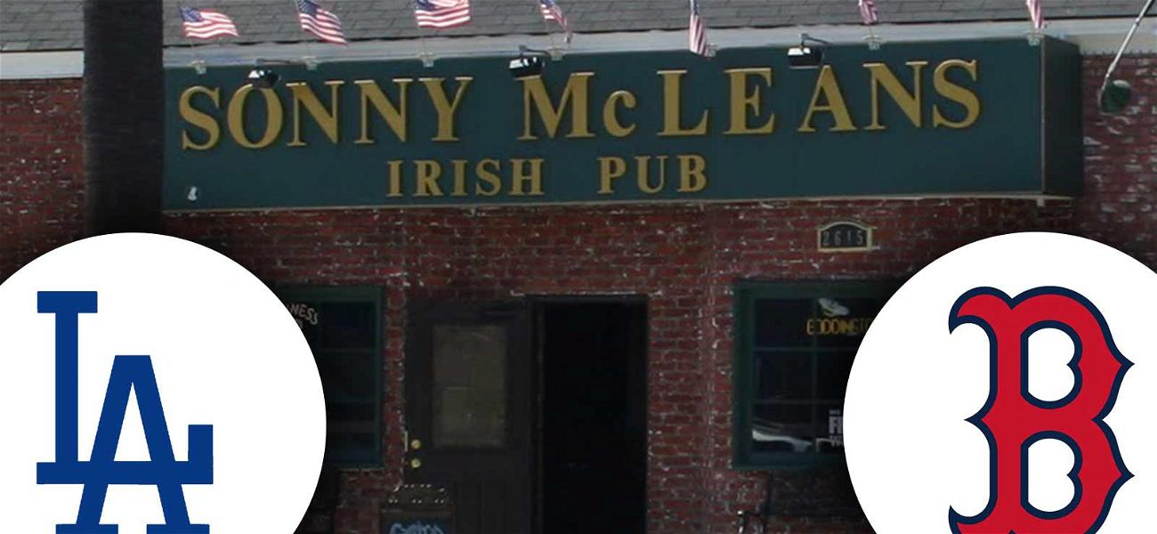 L.A. Based Red Sox Bar Preps for World Series Rush With Extra Beer & Corned Beef