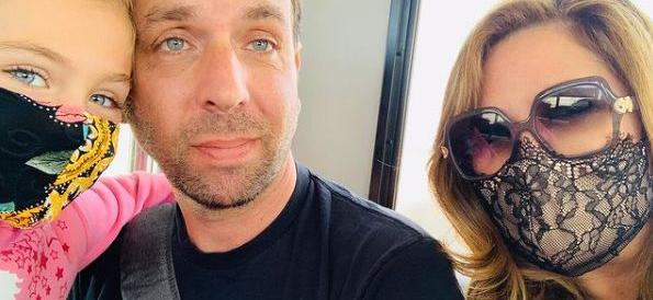 'RHOC' Star Emily Simpson's Husband Shane Nearly Died Of COVID-19