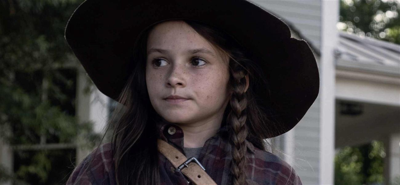 'The Walking Dead' Star Cailey Fleming is One Rich Ghoul After Banking $250k for Season 10