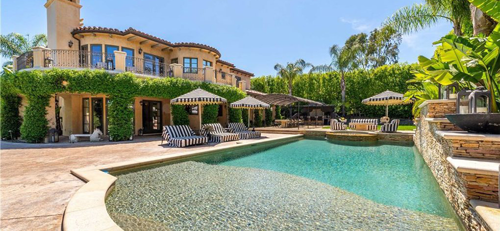 Kaley Cuoco Sells Her Massive Los Angeles Home, Losing Over $1 Million — See The Photos!
