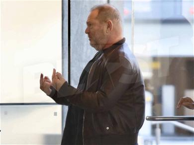 Harvey Weinstein and Crisis PR Firm Split After He Didn't Pay His Bill