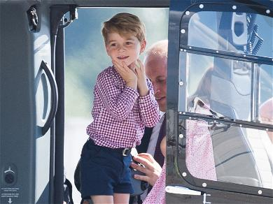 Kate Middleton are Doing One Cute Thing to Prep Prince George for the Throne