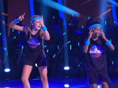 'DWTS: Juniors' Star Miles Brown Got His 'Space Jam' Reps In Over FaceTime