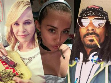 Happy 4/20! These Celebs Always Pass the Dutchie on the Left Hand Side