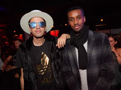 Celebrities Party at TAO During Sundance