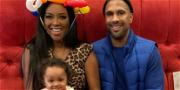 'RHOA' Star Kenya Moore Celebrates Daughter Brooklyn's 1st Birthday With Estranged Husband Marc Daly