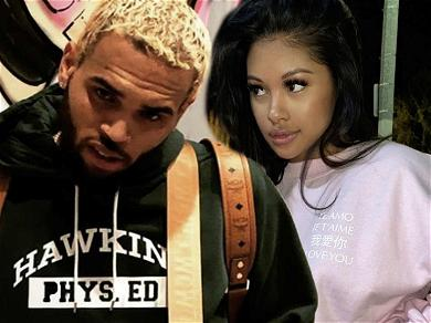 Chris Brown's Baby Mama Isn't Happy With Her Post-Pregnancy Body
