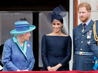 Harry And Meghan May Have Reached A Deal With The Queen