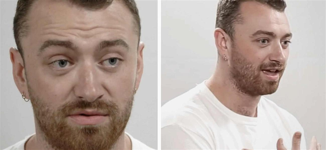 Sam Smith Says He Identifies as Nonbinary, Considered a Sex Change