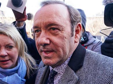 Kevin Spacey Pulled Over for Speeding Following Arraignment