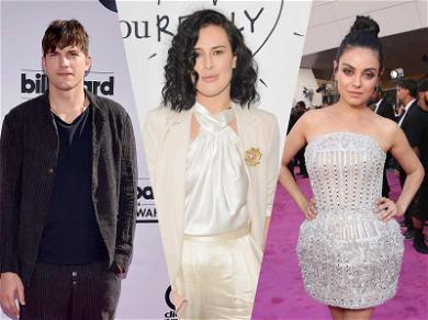 Ashton Kutcher & Mila Kunis Sign Over Hollywood Hills Home to Demi Moore's Daughter
