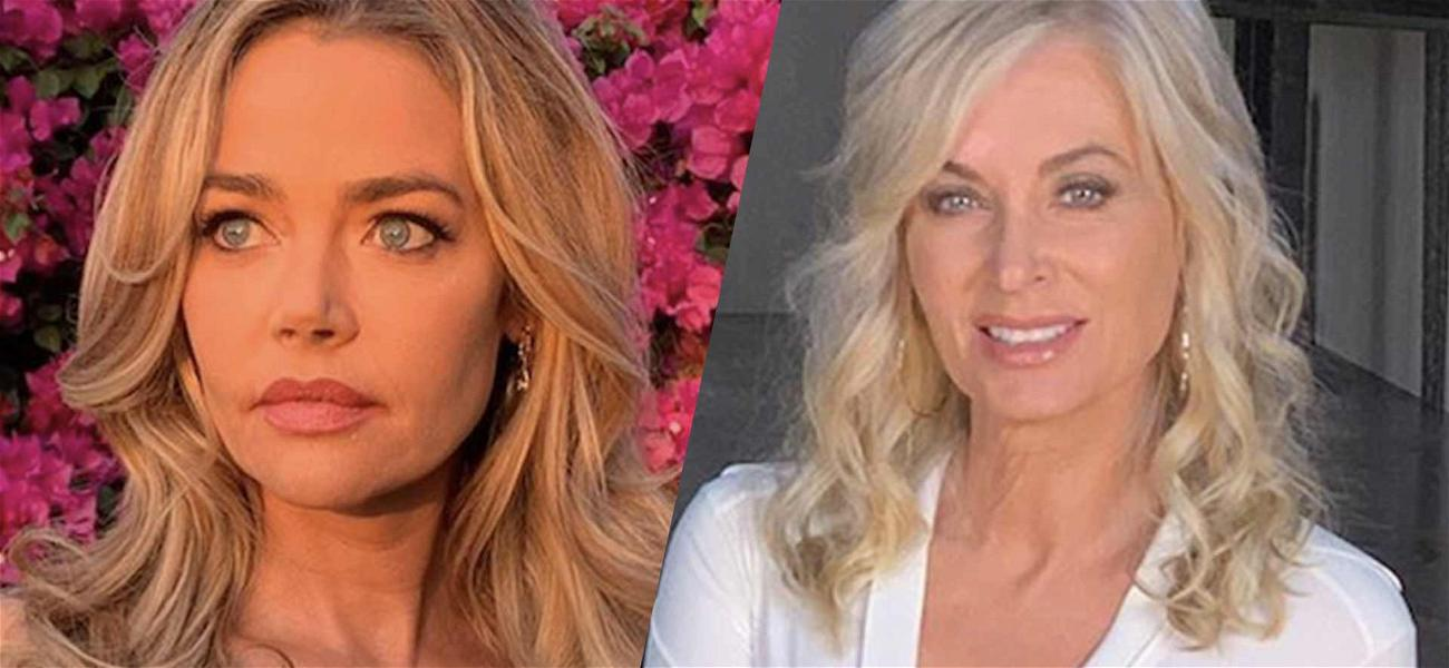 'RHOBH' Star Denise Richards Fires Back At Eileen Davidson After Inserting Herself In 'Housewives' Drama