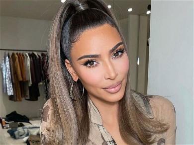 Kim Kardashian SHUTS DOWN Controversy Around Daughter's Incredible Painting!