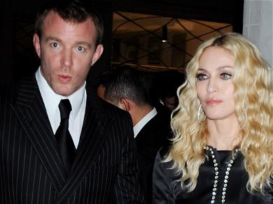 Madonna's Ex-Husband Guy Ritchie Posts Christmas Photo With Sons Rocco & David, Amid Custody War