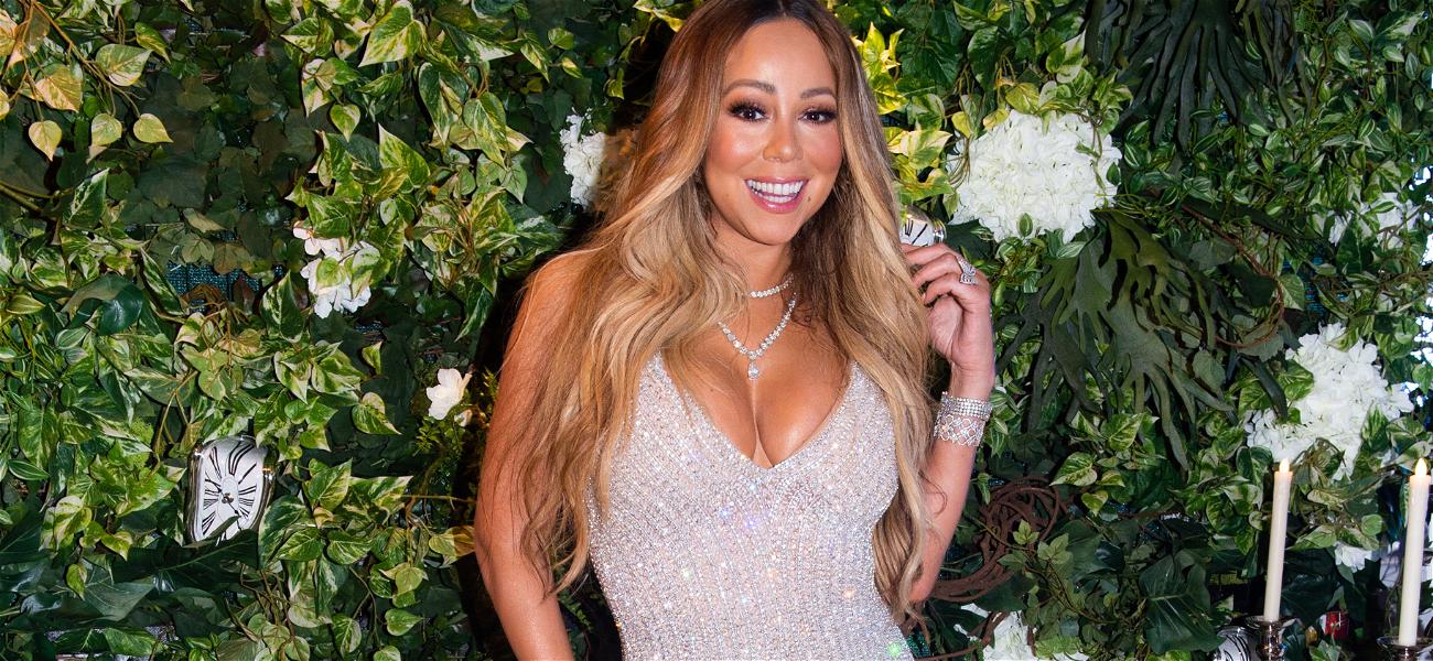 Mariah Carey Kisses Summer Goodbye With Epic Bikini Shot!