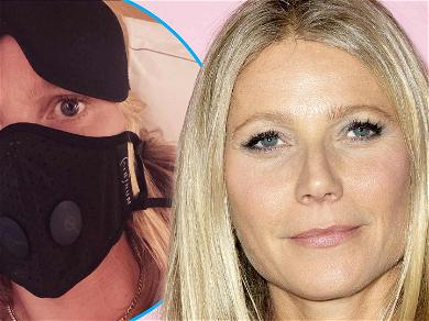 Gwyneth Paltrow Says She Didn't Hide COVID Diagnosis Because Of 'Contagion'