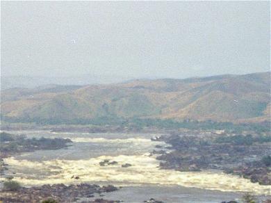 Inga Falls, Democratic Republic of the Congo