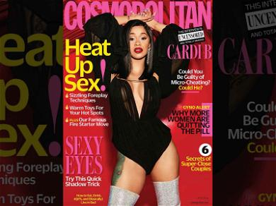 Cardi B Addresses Offset Cheating Rumors: 'I Ain't No Angel'