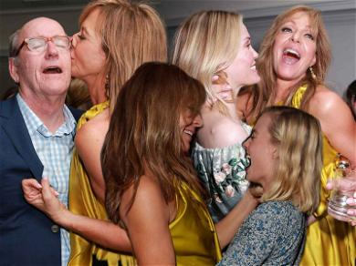 Allison Janney Had the Time of Her Life Last Night at a Pre-Oscars Party