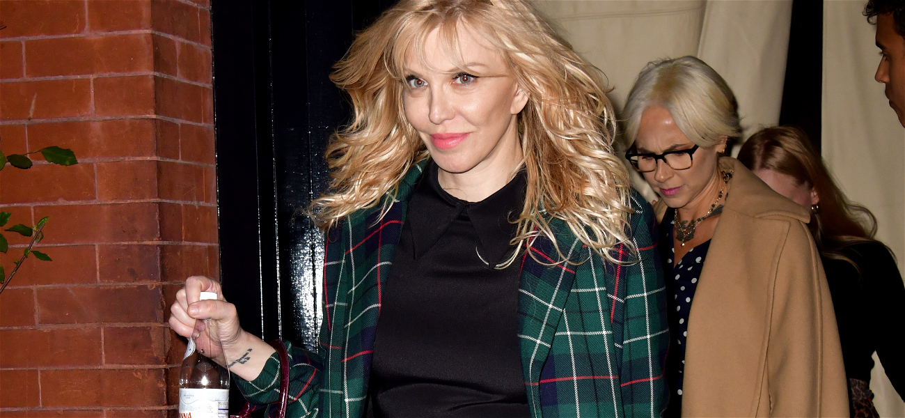 Courtney Love Turned Down $100,000 From Wife of OxyContin Heir To Appear At Her Fashion Show