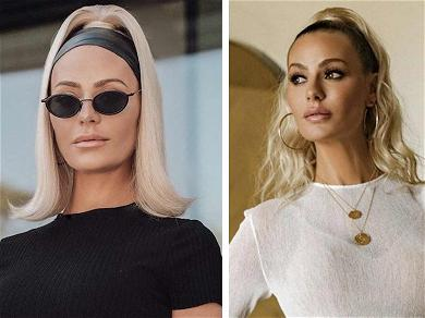 'RHOBH' Dorit Kemsley Claps Back At 'White Privilege' Accusations With Black Lives Matter Post