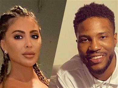 Malik Beasley Continues Flirting With Larsa Pippen Despite Being Married
