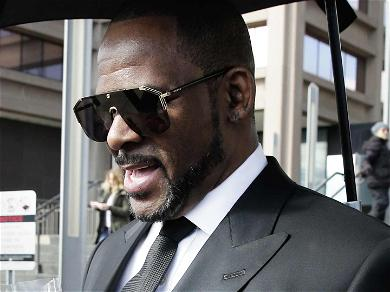 R. Kelly's Bank Account Left With Negative $13 After Overdrawing