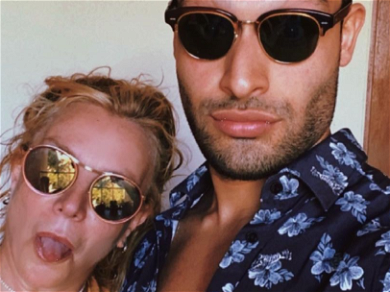 Britney Spears Jumps Off A Cliff With Boyfriend Sam Asghari In Hawaii