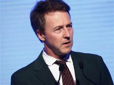 Ed Norton Sues Landlord Over Movie Set Fire That Killed New York City Firefighter
