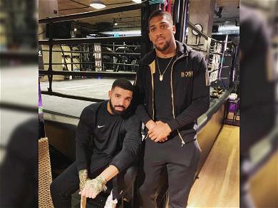 Drake Is Kinda to Blame for Anthony Joshua's Shocking Loss to Andy Ruiz Jr.
