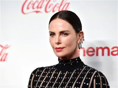 Charlize Theron Keeps It Drama Free on 'The View'