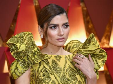 Actress Blanca Blanco Honored Kobe Bryant At The Oscars With A Custom Purse