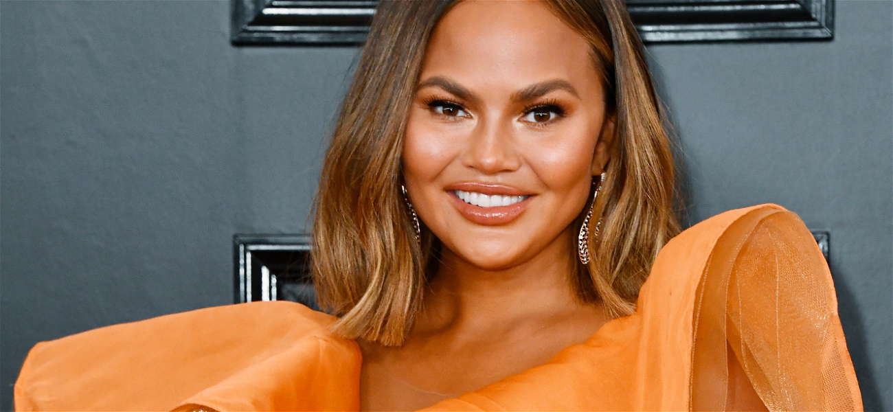 Chrissy Teigen Throws Shade At 'Selling Sunset' Cast On Twitter, See How One Cast Member Responded