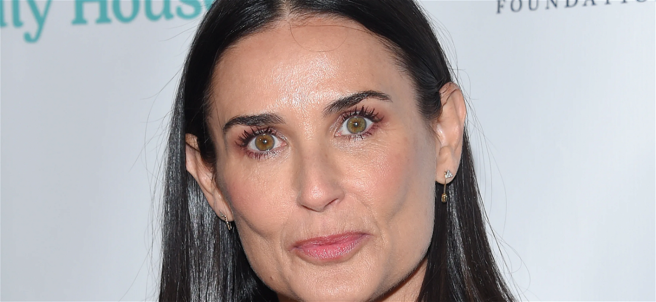 Demi Moore Turns To Nature After Daughter Tallulah Reflects On Not Looking Like Mom