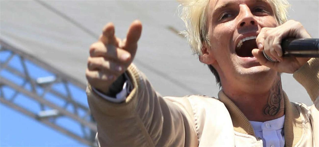 Aaron Carter Threatened to Harm Family, Prescription Drugs Everywhere