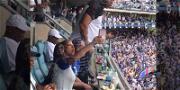 Magic Johnson, Samuel L. Jackson and Holly Robinson Peete Celebrate Jackie Robinson Day at Dodger Stadium