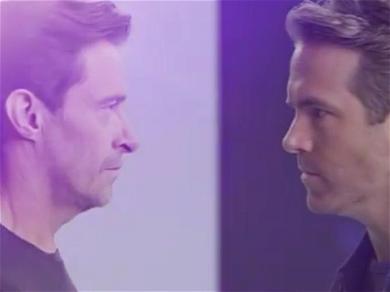 Ryan Reynolds & Hugh Jackman Announce 'Fued' Video On Instagram!