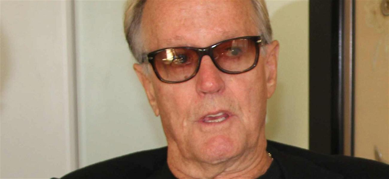 Peter Fonda Slammed by ICE Over Offensive Tweet About Agents' Families: It's 'Reckless and Irresponsible'