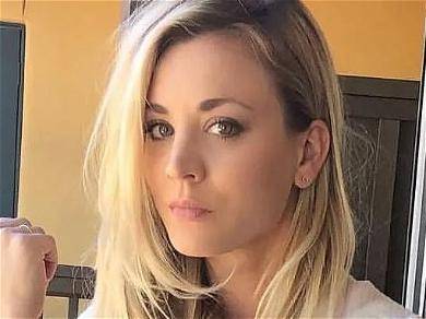 Kaley Cuoco Unearths Meaningful Treasure In Wet-Haired Whiskey Tasting