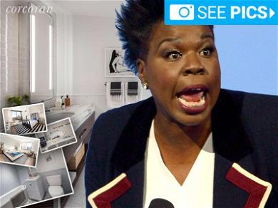 Leslie Jones Laughs Her Way Into Luxury High-Rise