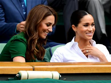 Family Feud Between Meghan Markle and Kate Middleton