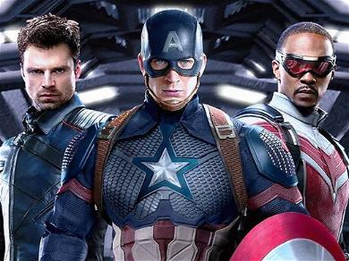 Here's How Captain America's Iconic Look Has Changed Over The Years