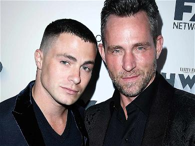 'Arrow' Star Colton Haynes Divorce Back on Following Failed Attempt at Reconciliation with Estranged Husband Jeff Leatham
