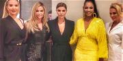 'RHOBH' Star Garcelle Beauvais Hangs With Co-Stars Dorit Kemsley, Lisa Rinna, Erika Jayne & Denise Richards